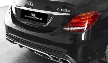 Mercedes-Benz C Class 4.0 C63 V8 BiTurbo AMG S (Premium) SpdS MCT full