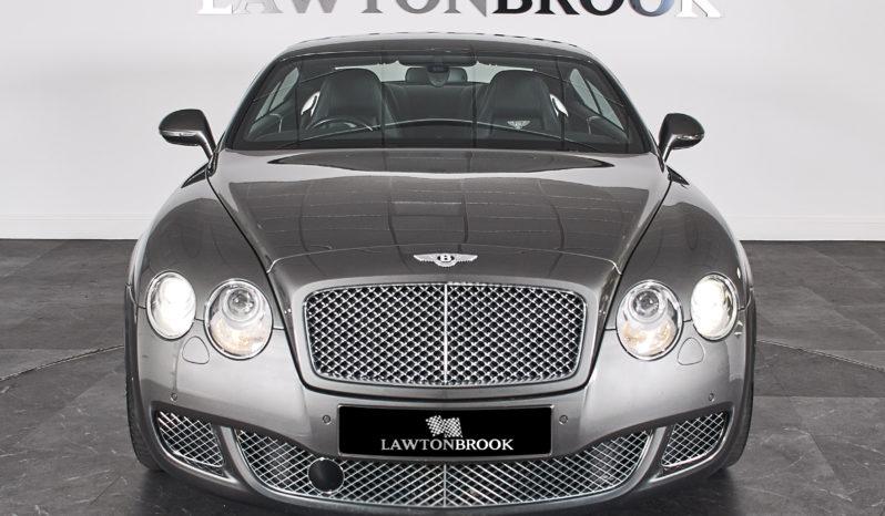 Bentley Continental 6.0 W12 GT Speed full