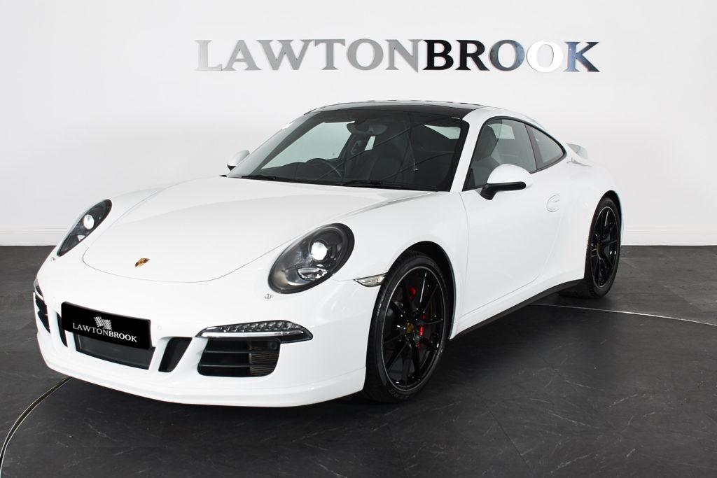 Porsche 911 3.8 991 Carrera 4S PDK