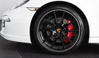 Porsche 911 3.8 991 Carrera 4S PDK full