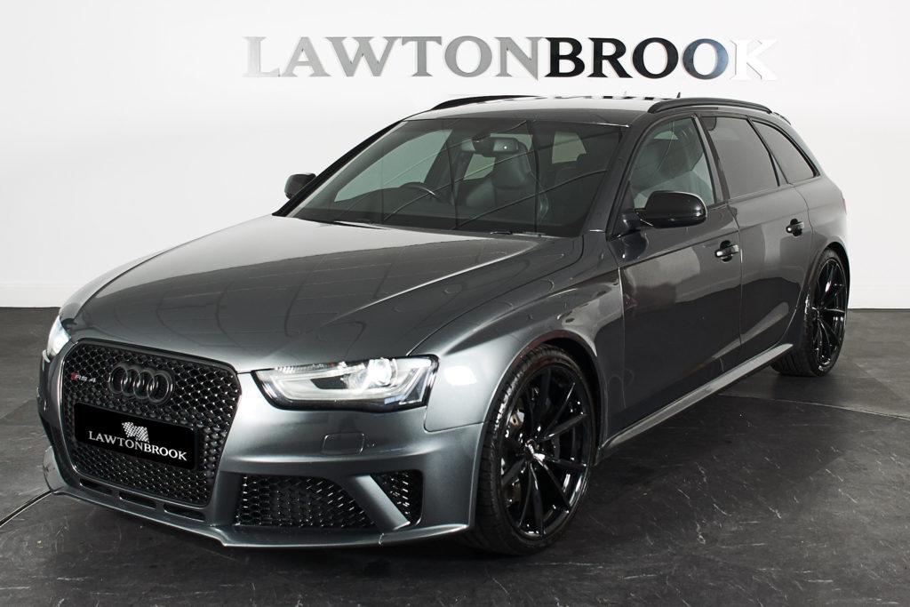 Audi RS4 Avant 4.2 TFSI Avant S Tronic quattro