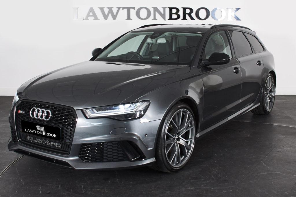 Audi RS6 Avant 4.0 TFSI V8 Performance Avant Tiptronic quattro