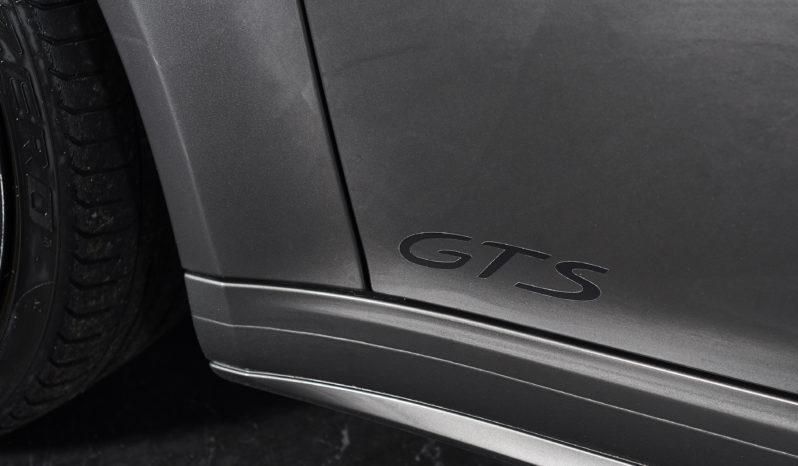 Porsche 911 3.8 991 Carrera GTS PDK full