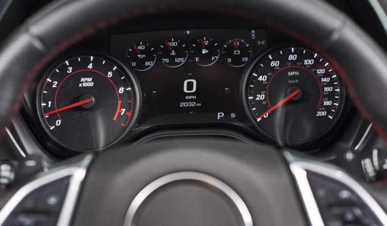 Chevrolet Camaro 6.2 V8 SS full