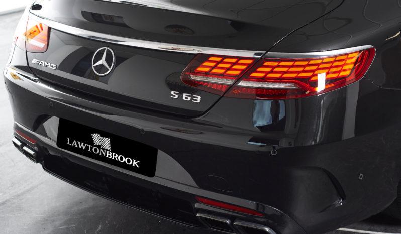 Mercedes-Benz S Class 4.0 S63 AMG full