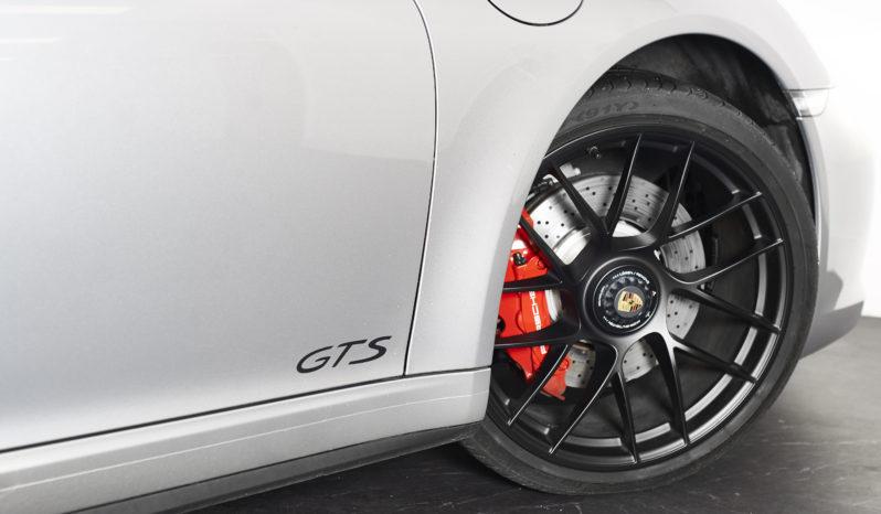 Porsche 911 3.0T 991 Carrera GTS PDK full
