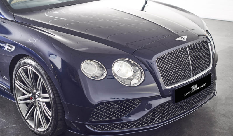 Bentley Continental 6.0 W12 GTC Speed Auto 4WD 2dr full