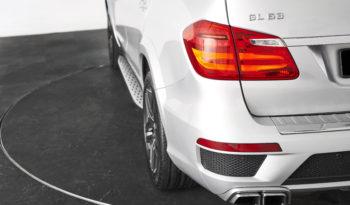 Mercedes-Benz GL Class 5.5 GL63 AMG Speedshift Plus 7G-Tronic 4×4 5dr full
