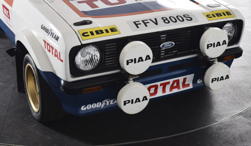 Ford Escort RS 1800 full