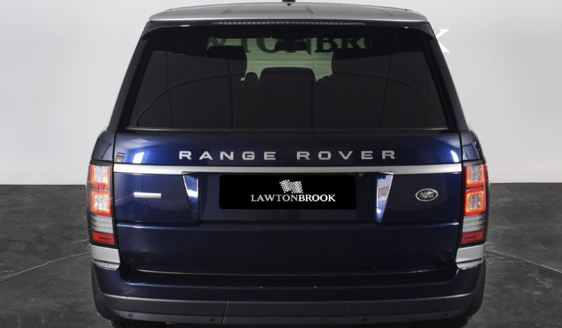 Land Rover Range Rover 3.0 TD V6 Vogue Autobiography full
