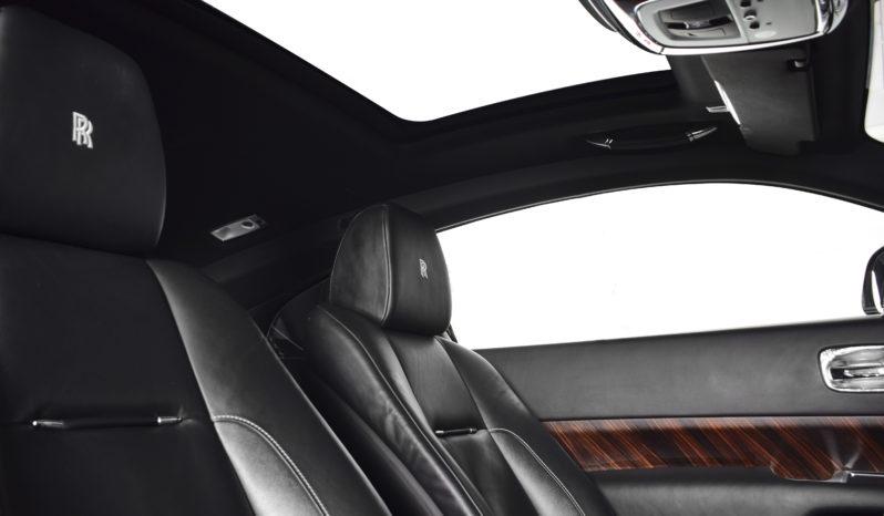 Rolls-Royce Wraith 6.6 V12 Auto 2dr full