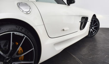 Mercedes-Benz SLS 6.2 AMG Black Series full