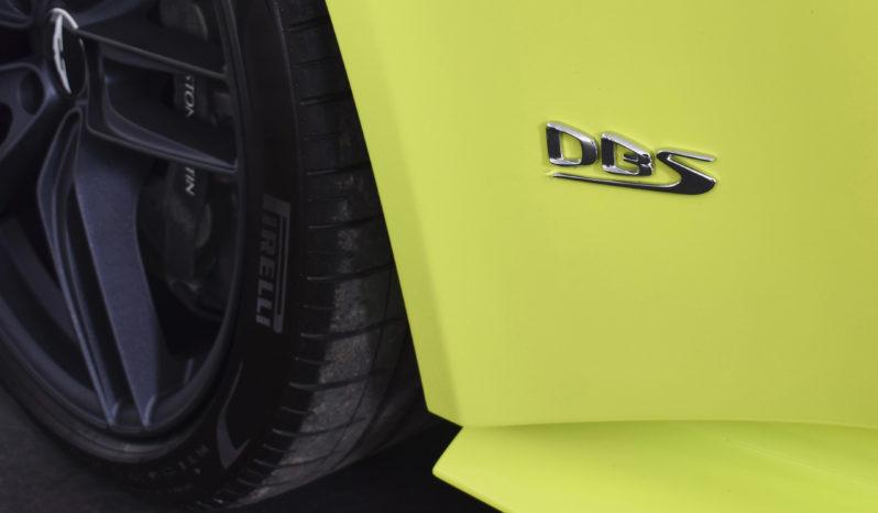 Aston Martin DBS 5.2 V12 BiTurbo Superleggera full