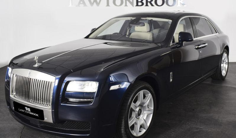 Rolls-Royce Ghost 6.6 V12 Auto EWB full