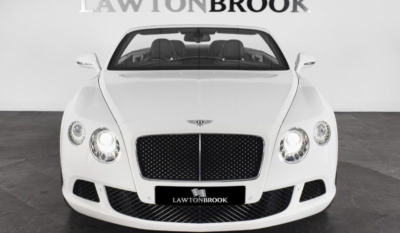 Bentley Continental 6.0 W12 GTC Speed full