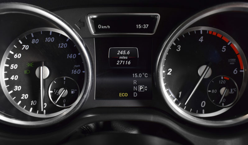 Mercedes-Benz GL Class 3.0 GL350 CDI BlueTEC AMG Sport full