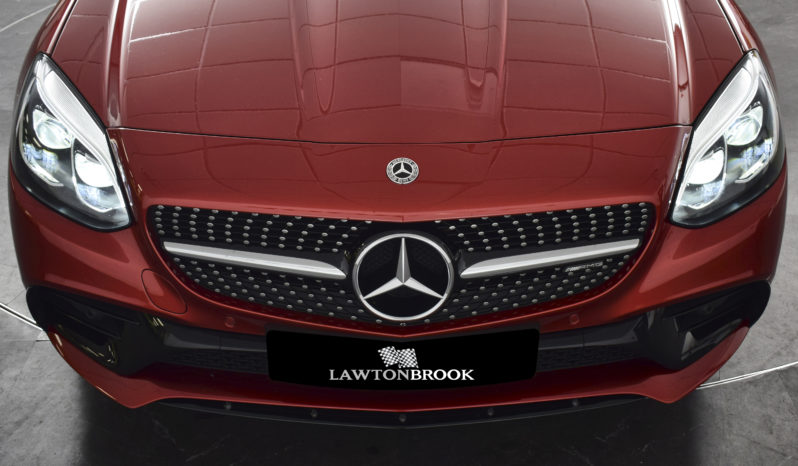 Mercedes-Benz SLC 3.0 SLC43 V6 AMG G-Tronic full