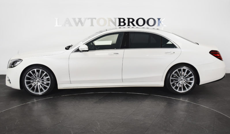 Mercedes-Benz S Class 3.0 S500L EQ Boost AMG Line (Executive, Premium) G-Tronic+ full