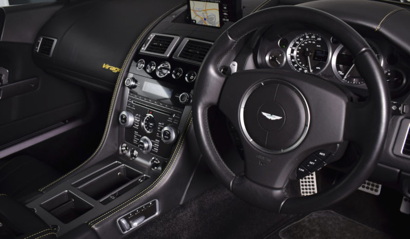 Aston Martin Virage 6.0 V12 Touchtronic full