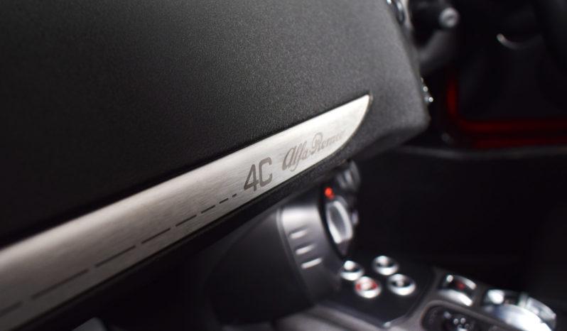 Alfa Romeo 4C 1750 TBi Spider TCT 2dr full