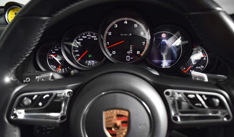 Porsche 911 3.8T 991 Turbo S PDK 4WD (s/s) 2dr full