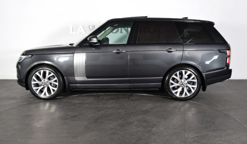Land Rover Range Rover 4.4 SD V8 Autobiography Auto 4WD (s/s) 5dr full
