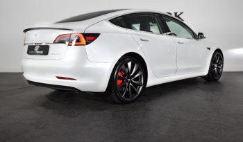 Tesla Model 3 Dual Motor Performance Auto 4WDE 4dr (Performance Upgrade) full