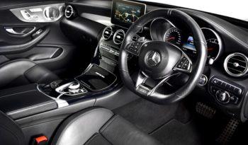 Mercedes-Benz C Class 4.0 C63 V8 BiTurbo AMG (Premium) SpdS MCT (s/s) 2dr full
