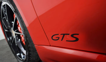 Porsche 718 Cayman 2.5T GTS PDK (s/s) 2dr full
