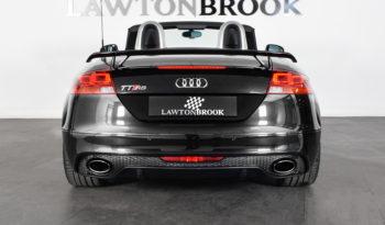 Audi TT RS 2.5 Plus Roadster quattro 2dr full