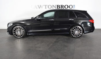 Mercedes-Benz C Class 3.0 C43 V6 AMG (Premium Plus) G-Tronic+ 4MATIC (s/s) 5dr full