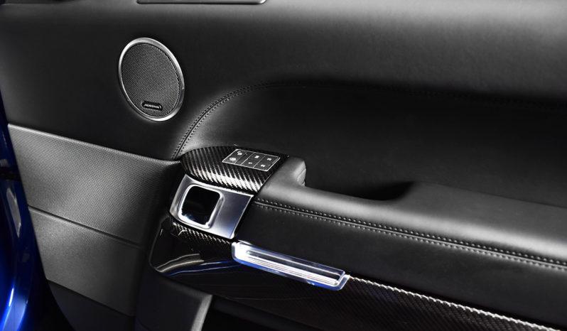 Land Rover Range Rover Sport SVR full