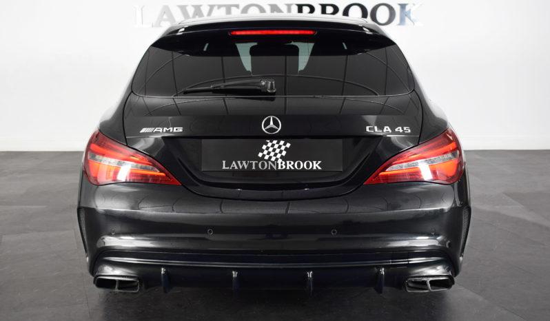 Mercedes-Benz CLA Class 2.0 CLA45 AMG Shooting Brake SpdS DCT 4MATIC (s/s) 5dr full