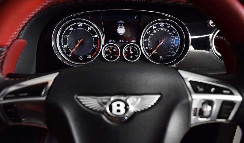 Bentley Continental 4.0 GTC V8 S Auto 4WD 2dr (EU5) full